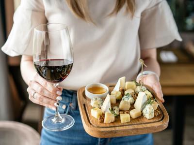 Сочетания вин с вегетарианскими блюдами