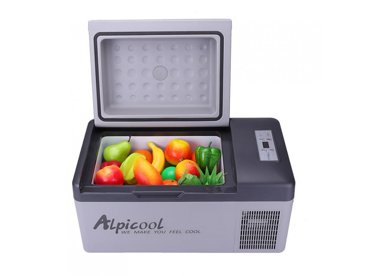 Краткий обзор на автохолодильники Alpicool