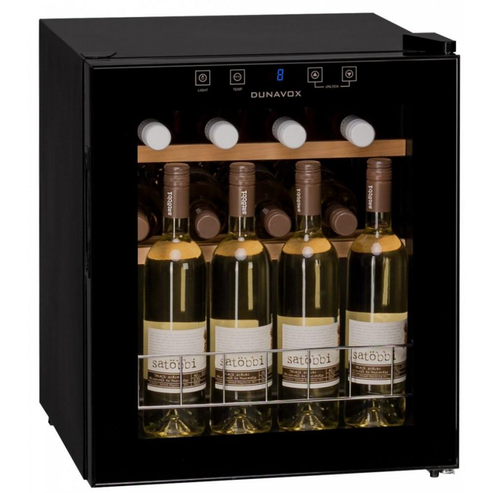 Уцененный винный шкаф Dunavox DX-16.46K