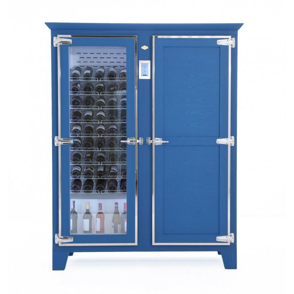 Шкаф для продуктов и вина TPA CONTEMPORARY 2CV TN/WC